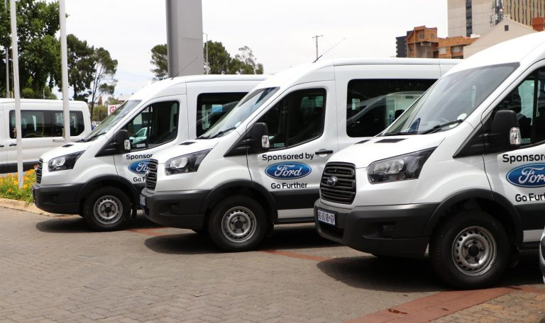 Ford Donates R12-million Worth of Vehicles to Charities