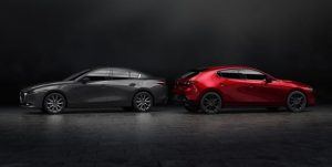 Mazda Develops World's First Cold-Stamped Parts Using 1,310 MPa-Class High-Strength Steel
