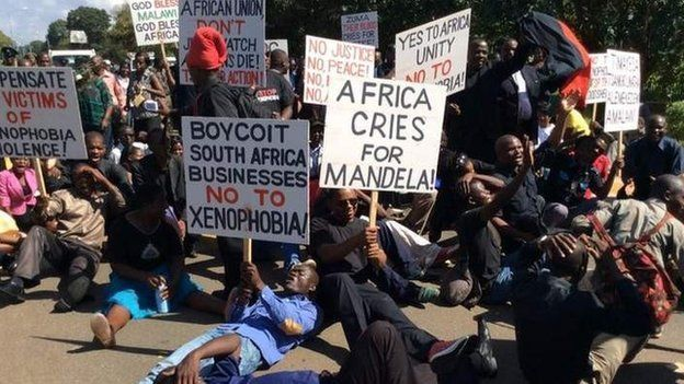 The impact of xenophobic attacks on South African brands.