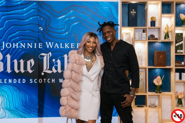 Johnnie Walker launches new campaign inspired by iconic and pioneering South Africans.