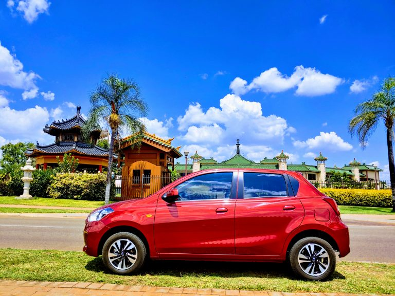 Datsun Go Lux – The most stylish starter car