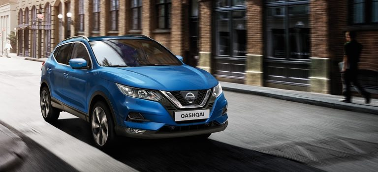 Why the Nissan Qashqai is the best compact family car