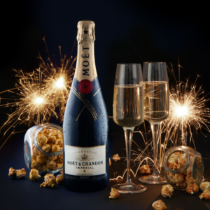 News Cafe celebrates world champagne day with Moët & Chandon