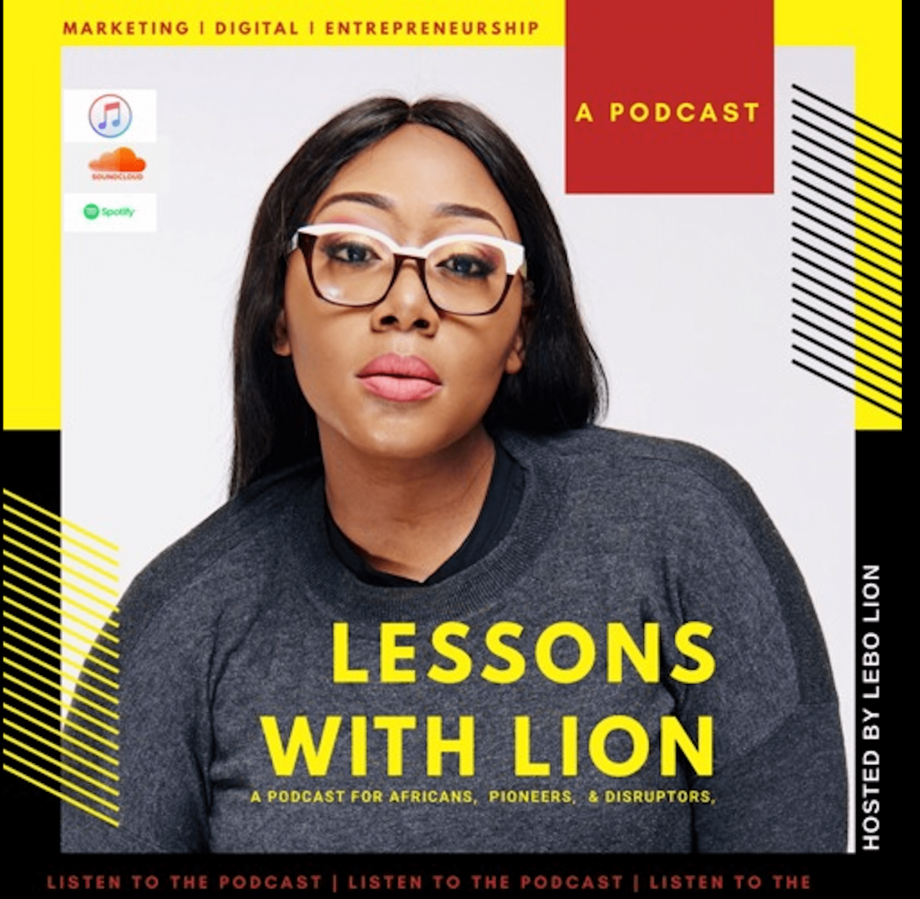 Lessons with Lion by Lebo Lion