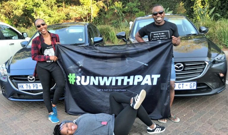 #RunWithPat Journey to Lesotho with Mazda