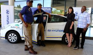 Hyundai assists with Bakwena N1N4 road safety campaign