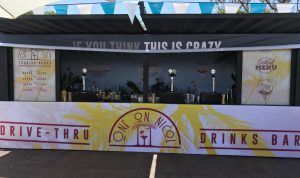 A surprise pop-up puts a fresh spin on festive season drinking and driving/walking in South Africa