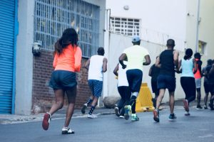 Five things you need to start running