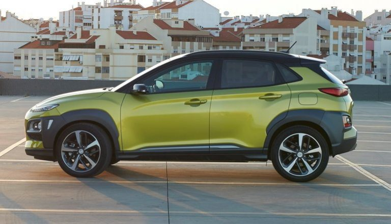 Hyundai Kona wins the 2019 North American Utility Vehicle of the Year