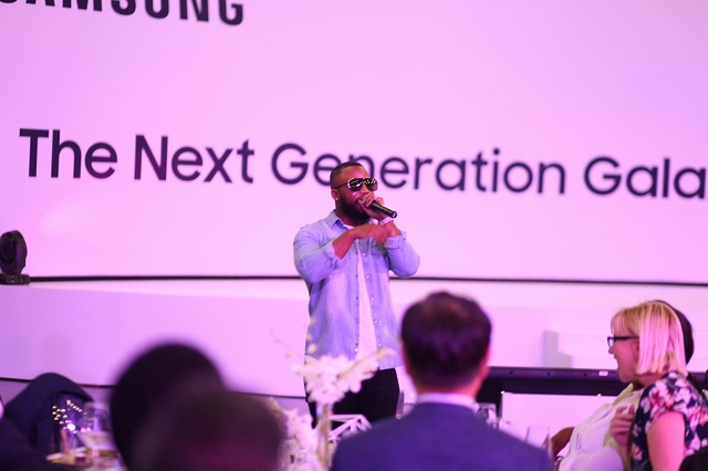 Samsung Mobile and Cassper Nyovest endorsement deal -Unpacked