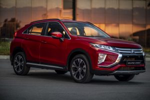 The brand-new Mitsubishi Eclipse Cross lands in SA