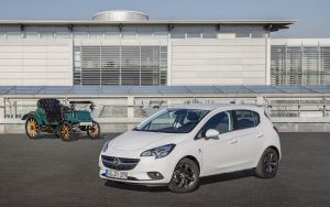 OPEL CORSA 120Y Special Edition coming to South Africa!
