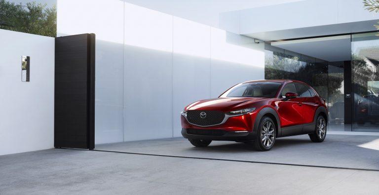 Mazda Unveils Mazda CX-30 Compact Crossover SUV