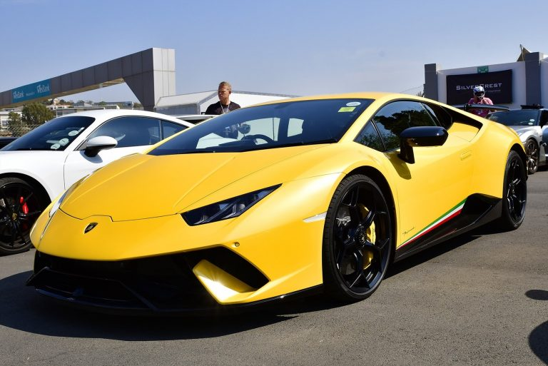 The Photo & Video Experience partners with Lamborghini