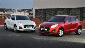 Suzuki takes home two accolades at SA COTY