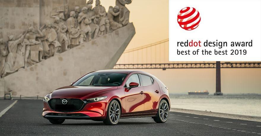 New Mazda 3 2019