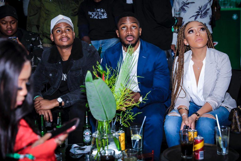 Heineken Unmissable - Lunga Tshabalala Thando Thabethe