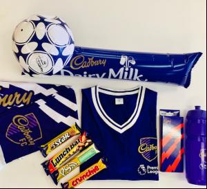 #WinWithPat Cadbury Taste The Action