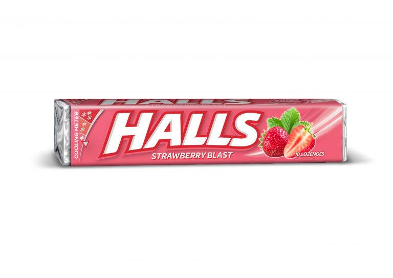 Halls limited addition packs to cool your summer
