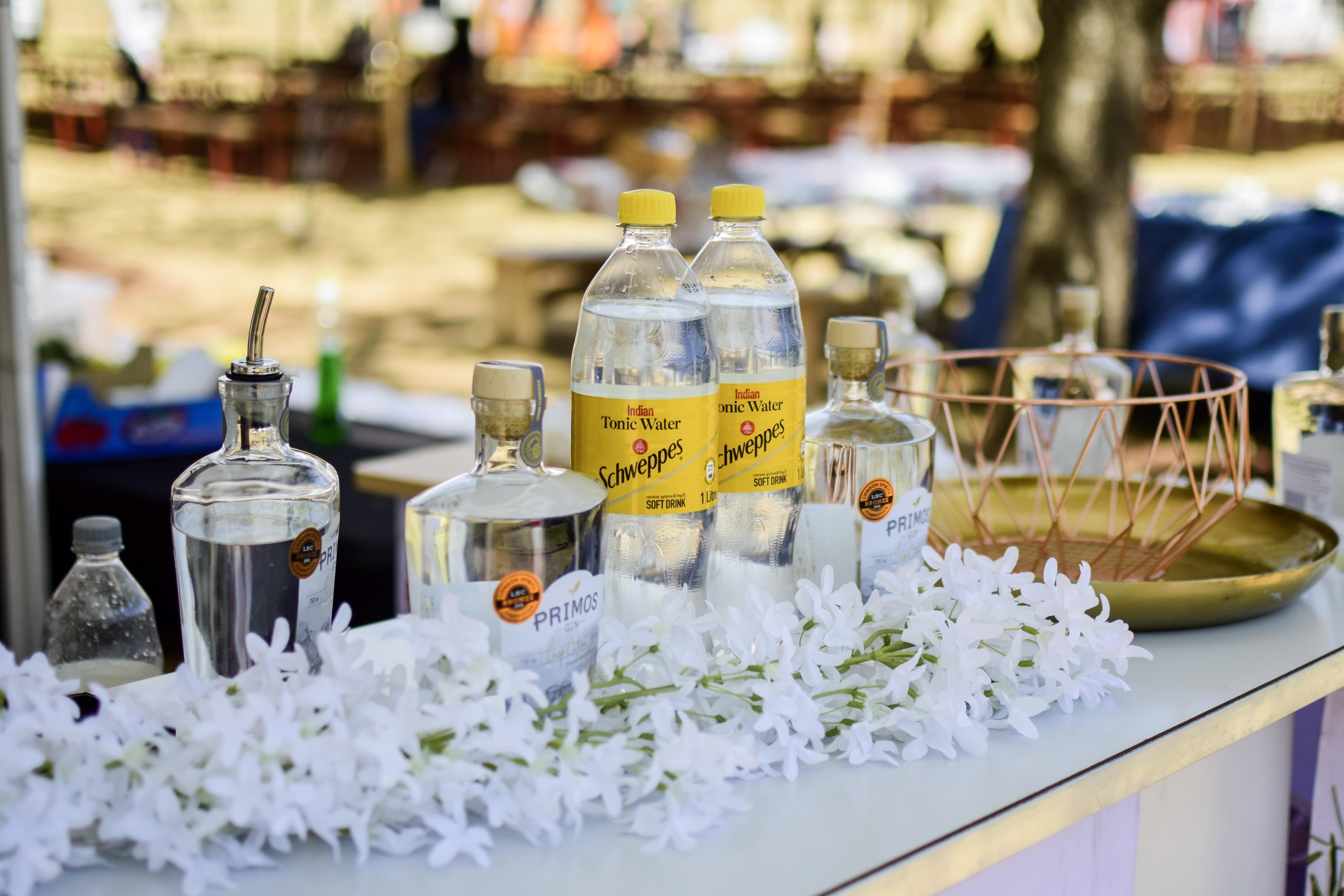 Schweppes Gin Festival