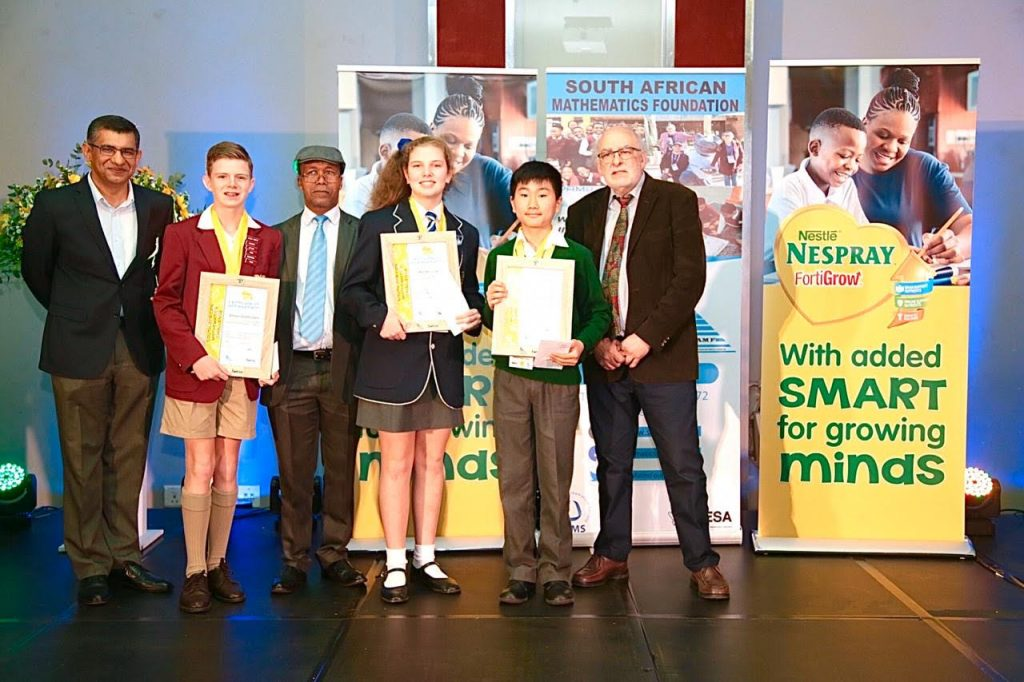 Nestle NESPRAY Mathematics Challenge
