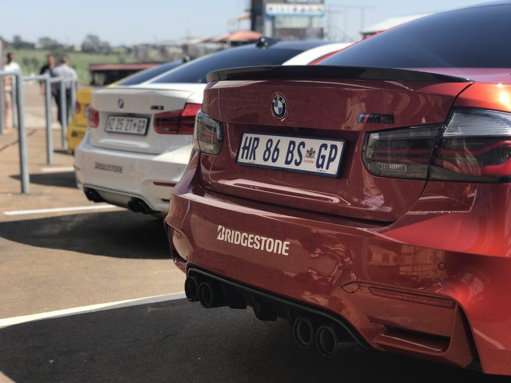 BMW M3 Rear