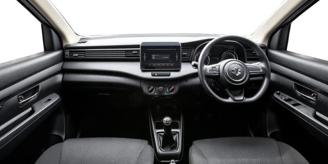 Suzuki Ertiga Interior