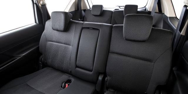 Suzuki Ertiga Seats
