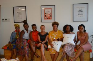 Africa's first permanent FQ Lounge-the Home of Equality opens in Johannesburg to support female entrepreneurs