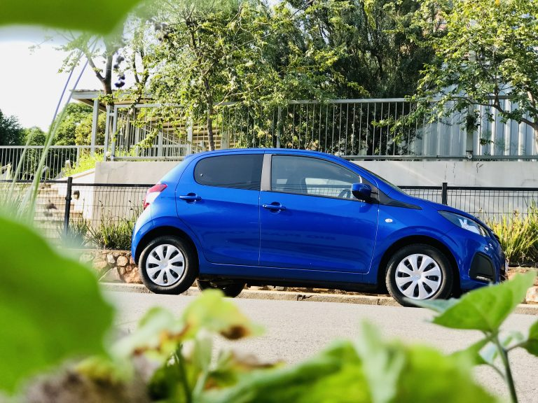 #DriveWithPat: Peugeot 108 Active Review
