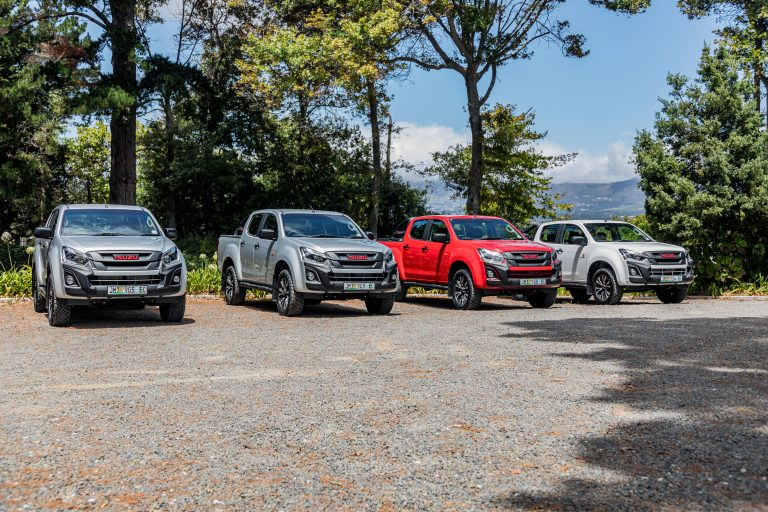 Isuzu D-Max 250 Auto Launch