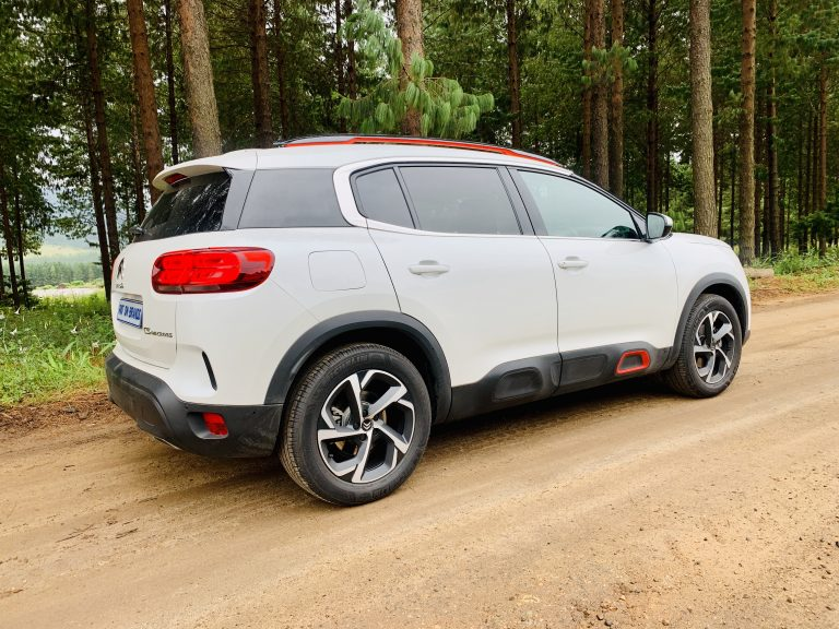#DriveWithPat: Citroën C5 AirCross