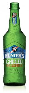 Meet Hunter's Chilled, Hunter's New Non-Alcoholic drink.