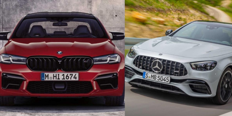 Clash of the Titans: 2021 Mercedes Benz E63 AMG vs BMW M5