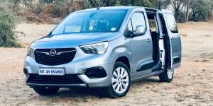#DriveWithPat Opel Combo Life 1.6 Turbo Diesel