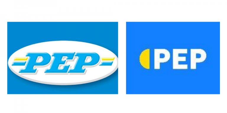 Does the new PEP logo get a Pat or a Slap?
