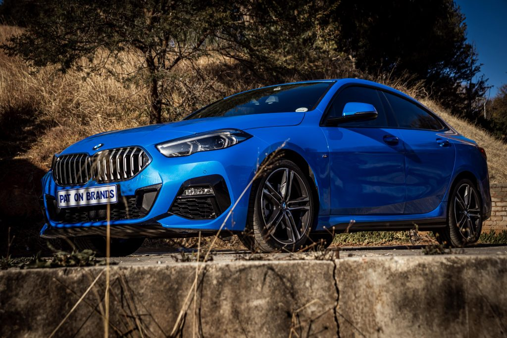 BMW 218i M Sport Gran Coupe Front