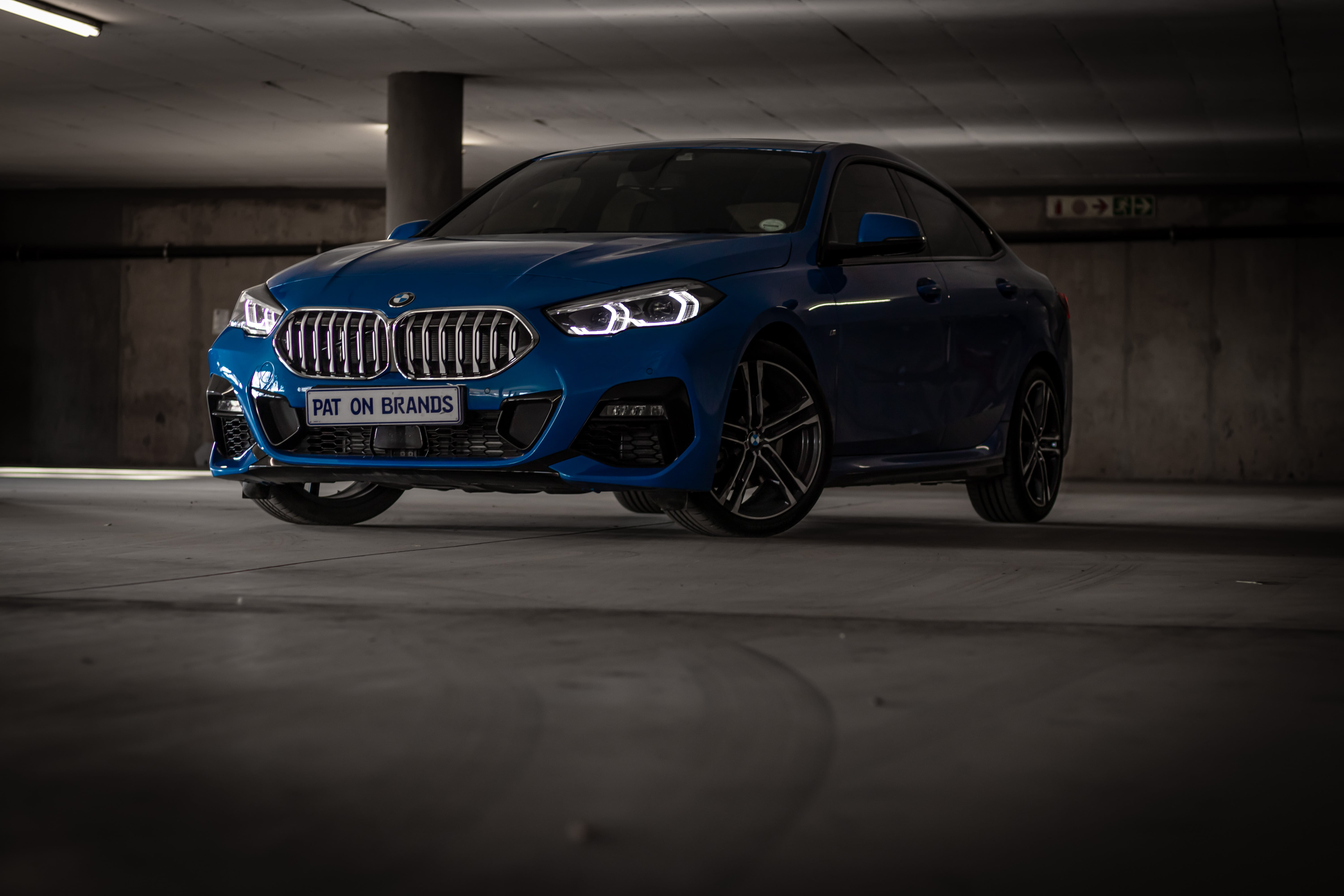 BMW 218i M sport gran coupe