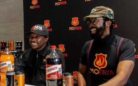 DJ Sbu launches Mofaya soft-drink range
