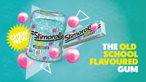 Stimorol Limited Edition Retro Flavour Chewing Gum