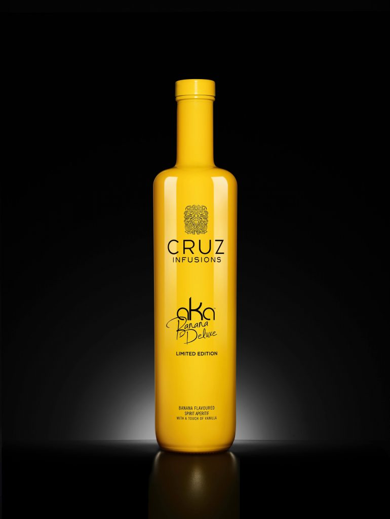 CRUZ limited edition Banana Deluxe