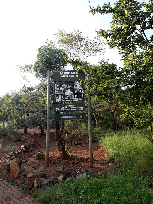 Best hiking places in Gauteng