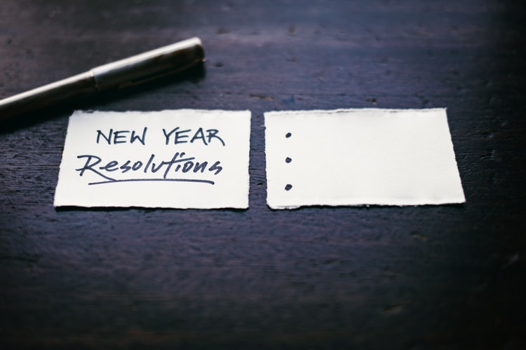 These 5 tips will help you stick to your New Year's Resolutions in 2021.