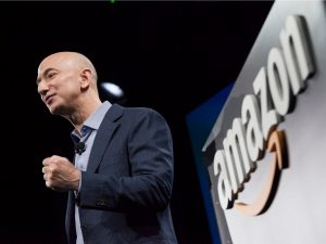 Amazon CEO, Jeff Bezos steps down after 27 years.