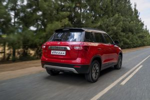 Suzuki's top-selling compact SUV now in SA.