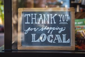 Shop local this Valentine's Day with these local brands.
