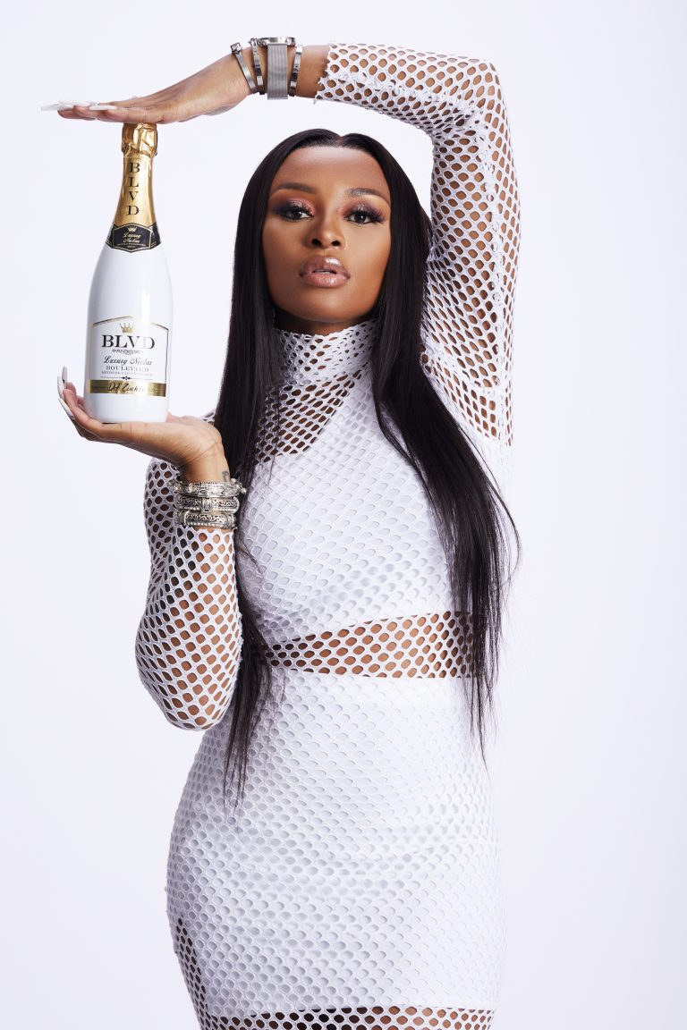 DJ Zinhle launches BLVD Luxury Nectar Signature Edition