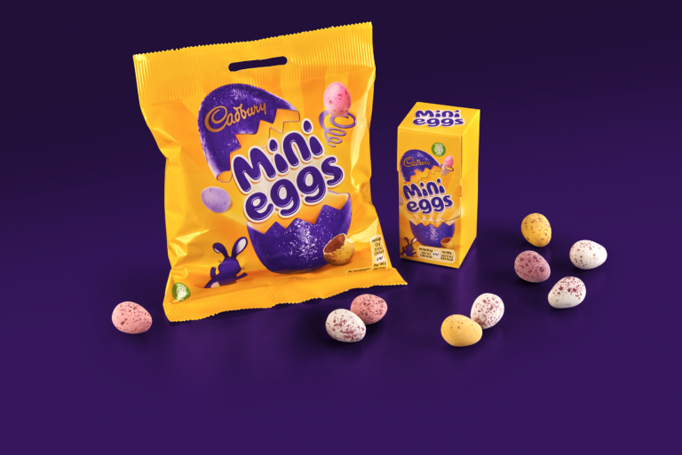 "Enjoy an Eggciting New Range of #CadburyEasterEggs to ""Hide With Love This Easter"""