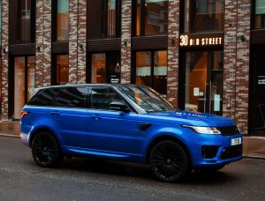 Range Rover Sport launches 8 new South African-inspired colours.