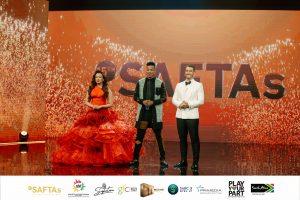SA's local film & television talent celebrated at the 15th Annual SAFTAs Virtual Ceremony.